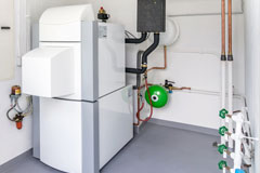 Chirnside oil boiler installation